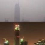 【動画】中国、北京の「スモッグ」が解消!その様子19時間を微速度撮影映像で! [海外]
