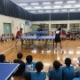千葉県の船橋市の坪井中学校さんで、合同講習会を開催。テーマは中学スタートで勝ちやすい方法というので