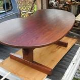 『ソラマメ型テーブル完成・その他』の画像