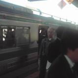 『明日(11月7日)の新宿方面埼京線は池袋折り返しになります』の画像
