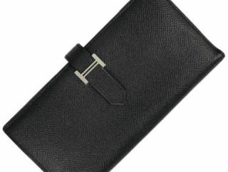 【朗報】ワイ、メルカリでエルメスの財布を購入しご満悦