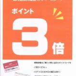 『6月よりスタート!補聴器電池ポイント『3倍』DAY!!!』の画像