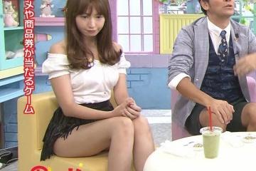 PON!という小嶋陽菜さんのパンチラで成り立ってた番組