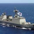 アデン湾で韓国・EU・オマーン3カ国による共同海賊対処訓練、韓国海軍清海部から駆逐艦「忠武公李舜臣」が参加!