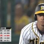 阪神近本が156安打到達!源田を抜いて歴代3位浮上