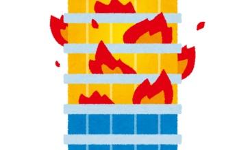 【速報】京アニの火災事件で10人死亡か