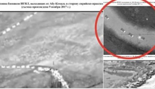 ロシアがゲーム画像を「米国がIS支援した証拠」と公開、米国人は「昨年も同じ手口」とあきれる