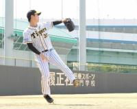【阪神】浜地、第6の男オレがヤル!28日の最終テストでアピール誓う