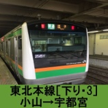 『東北本線 車窓[下り・3]小山→宇都宮』の画像