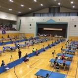 『2019年度国民体育大会卓球競技(少年の部)宮城県予選会  結果【 仙台ジュニア 】』の画像