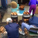 『戸田市鍛治谷町会、本日餅つきでした。』の画像
