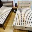 『岡山県産ひのきベッド初入荷』の画像