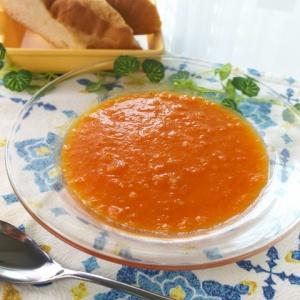 トマトの水分だけで仕上げる!フレッシュトマトのスープ