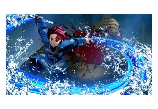 PS4『鬼滅の刃 ヒノカミ血風譚』ゲーム映像初公開。開発はサイバーコネクトツー