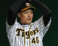 阪神・秋山、2軍戦で6回2/3を6安打2失点!右膝手術後最多の100球投げた!!
