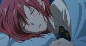 【赤髪の白雪姫】第9話 感想 赤顔の白雪姫を愛でる癒し回