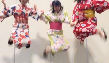 【乃木坂46】みさ先輩の跳躍力すごすぎwwwww浴衣と草履でここまで跳べる気がしない......
