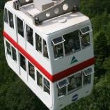 『いつか行きたい日本の名所 新穂高ロープウェイ』の画像