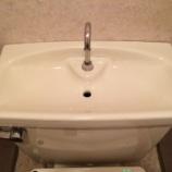 『プロのお掃除テクニック(第5回 水回りの頑固な水垢はサンドペーパーを使う)』の画像