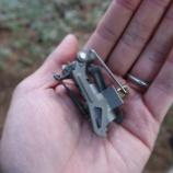 『レビュー:BSR 超軽量チタンストーブ 中国製の超軽量バーナーをおそるおそる実用してみた。』の画像