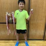 『多賀城市長杯争奪卓球大会参加してきました』の画像