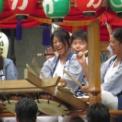 2015年 第42回藤沢市民まつり その99(南口大パレード/川名屋台ばやし保存会)
