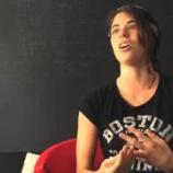 『【DCI】インタビューとリハーサル風景! 2015年キャデッツ『3年目ガードメンバー:ゾーイ・ジョルダーノ』動画です!』の画像