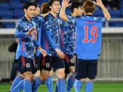 【日本代表 vs 韓国代表】前半終了!山根・鎌田のゴールで日本が2点のリード!!