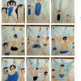 『実物資料集56 ひゃーシャワー冷たい 1年生』の画像