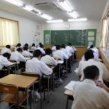 『テスト当日の朝  朝学習』の画像