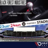 『【6月23日(土)・6月24日(日)】BLACK FOREST INDUSTRIES/MAXTON design in maniacs STADIUM』の画像