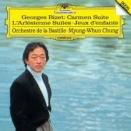 ビゼー:《カルメン》組曲/チョン・ミュンフン指揮パリ・バスティーユ管弦楽団(DG、1991年)