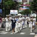 2015年横浜開港記念みなと祭国際仮装行列第63回ザよこはまパレード その71(横浜税関音楽隊)