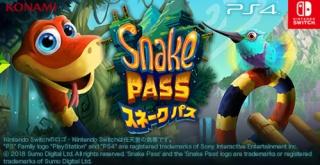 コナミ、海外で人気のインディーゲーム『スネーク パス』を国内で2018年秋配信決定!