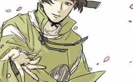 【刀剣乱舞】石切丸の絵師って男性なの?