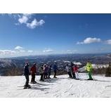 『インターアルペン 北海道初滑りスキーキャンプ開催』の画像