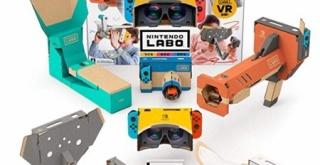 【予約開始】『Nintendo Labo(ニンテンドー ラボ)Toy-Con 04: VR Kit』の予約受付が開始!