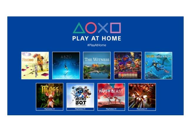 PlayStation 期間限定でゲーム10作品無料配信!! 「サブノーティカ、Horizon Zero Dawn」など