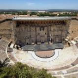 『行った気になる世界遺産 オランジュのローマ劇場とその周辺及び「凱旋門」』の画像