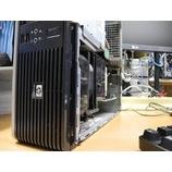 『HP Compaq dc7900 データバックアップ作業』の画像
