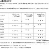 『4月25日採水の戸田市の水道は放射性ヨウ素・放射性セシウム不検出でした』の画像