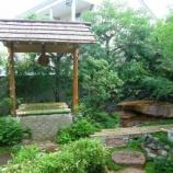 『井戸のある庭』の画像