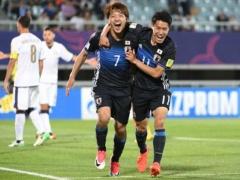 <U20W杯>【 日本代表×イタリア 】試合終了!後半にも堂安がゴールを奪い2-2のドロー!日本は決勝T進出を決める!