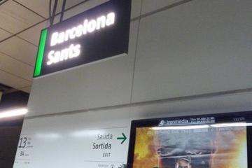 バルセロナからバレンシアへ(A long way to Quique Dacosta)