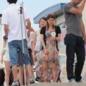 2012湘南江の島 海の女王&海の王子コンテスト その3(海の女王候補1番)