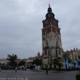 『ポーランド旅行記24 列車でクラクフからワルシャワへ移動、ちょっと外れの料理をひいてしまった・・・』の画像