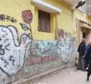 【画像】日本人画家がエジプトで描いた壁画が話題