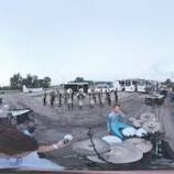 『【DCI】ドラム&ピット超必見! 2019年ブルーコーツ『360° パーカッション・ロット』最新動画です!』の画像
