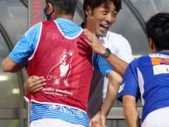 横浜FC監督「カズさん、出してあげられなくてすみません」→ キングカズ「」