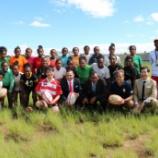 『世界の笑顔のためにプログラムお礼状が届きました(マダガスカル)』の画像